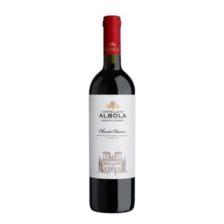 Chianti Classico Albola Gallo Nero rosso cl.75