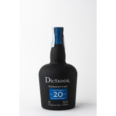 Rum Dictador Reserve 20 years